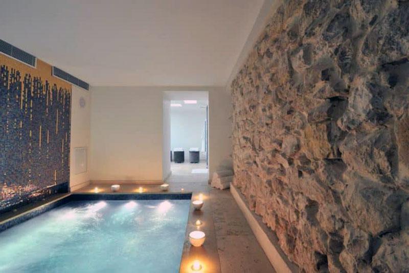 Роскошный романтический отель Экс-ан-Прованса - La Maison d'Aix