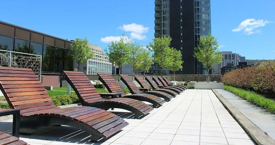 Превосходнейший отель с видом на Монреаль - Le Centre Sheraton