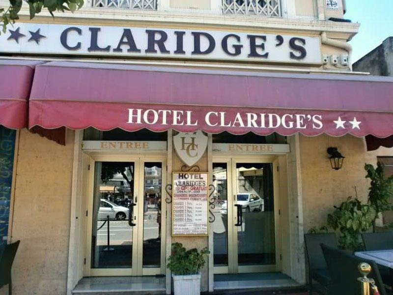 Прекрасный романтический отель Лондона -  The Claridge's