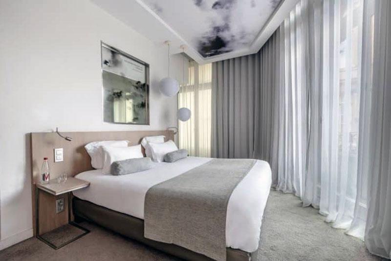романтический отель премиум класса Тулузы - Le Grand Balcon