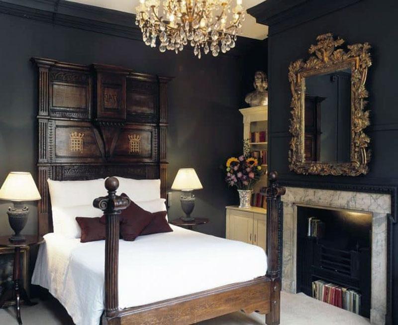 Великолепный романтический отель Лондона - Hazlitt's