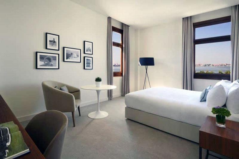 Зачетный отель с видом на Венецию - JW Marriott