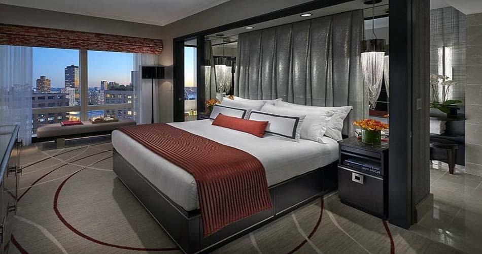 Восхитительный отель с видом на Нью-Йорк - Mandarin Oriental