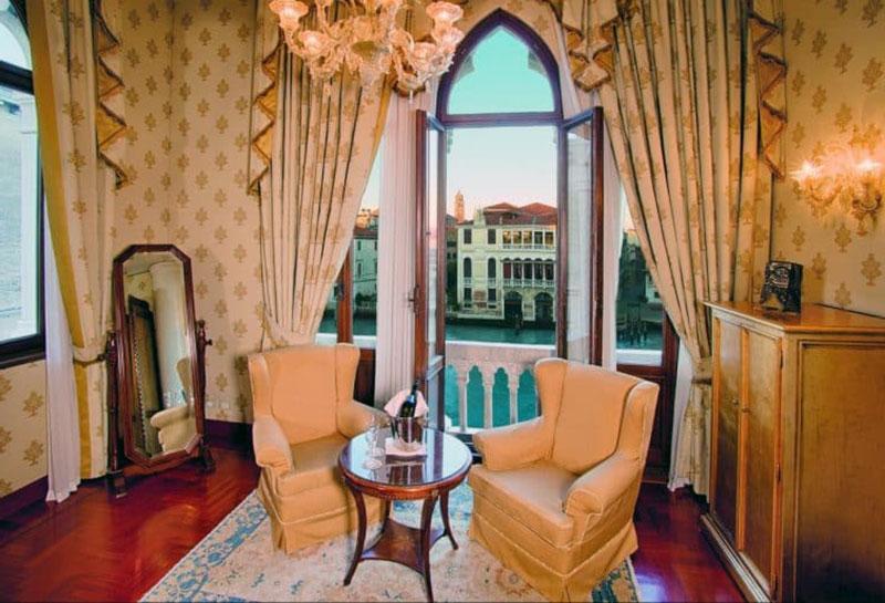 Ни с чем не сравненный отель с видом на Венецию - Palazzetto Stern