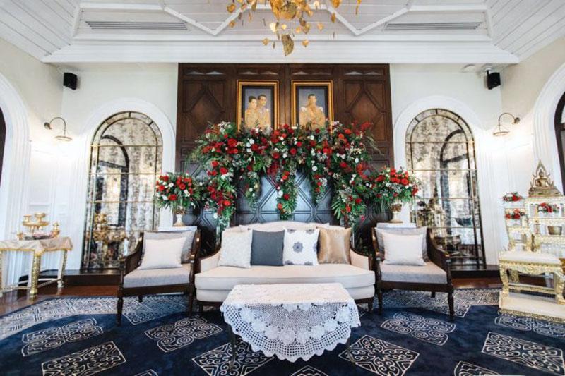Элегантный романтический отель  Бангкока - Le Praya Palazzo
