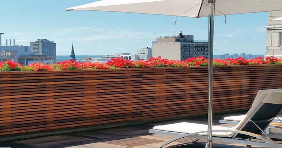 Идеальный отель с видом на Монреаль - Le Ritz-Carlton