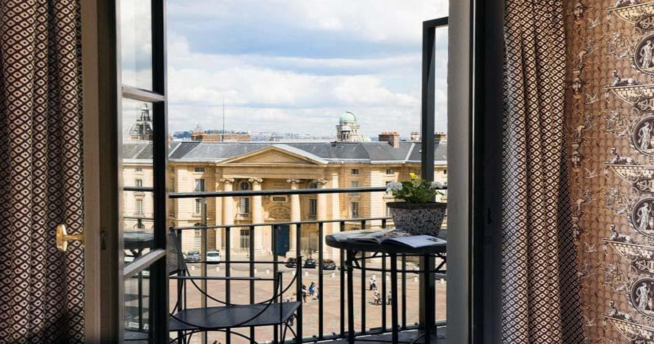 Представительский отдых в лучшем месте Парижа - des Grands Hommes