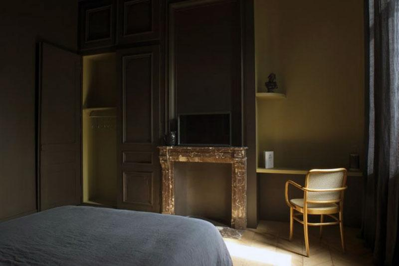 Современный романтический отель в Лилле - Les Toquées