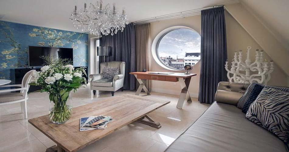 Неповторимый комплекс с видом на Амстердам - Luxury Suites