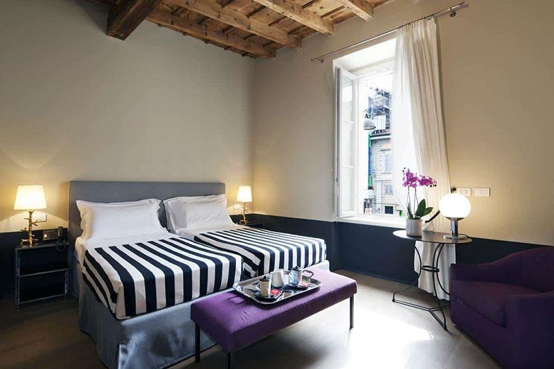 Спокойный романтический отель Милана - Maison Borella