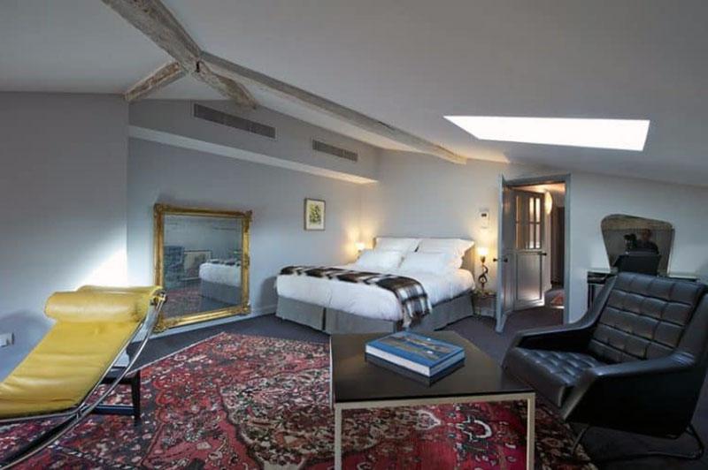 Высококлассный бутик отель Бордо - Maison Fredon