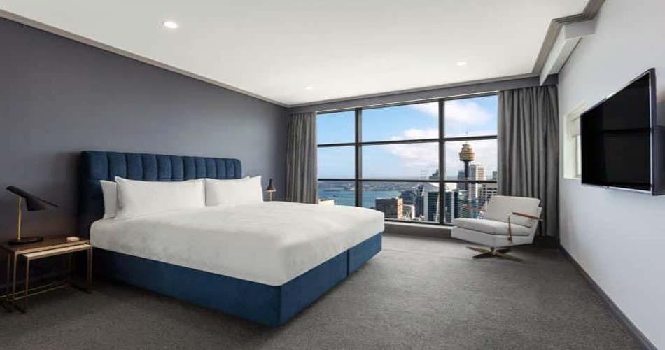 Комплекс не имеющей себе равных в Сиднее - Meriton Suites World Tower