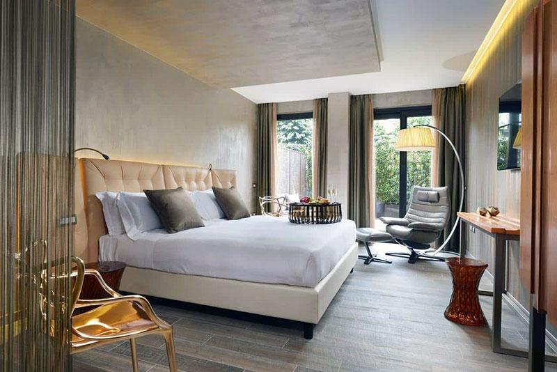Романтический отель премиум класса в Милане - Milan Suite