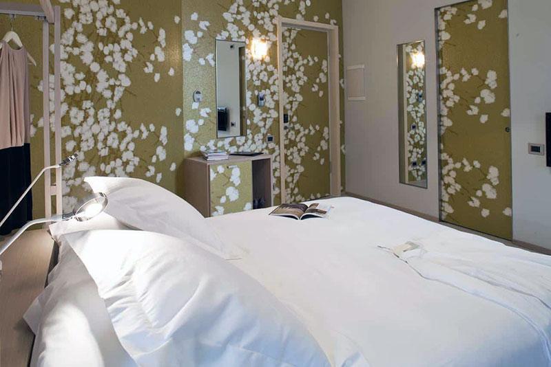 Элегантный романтический отель Милана - Nu