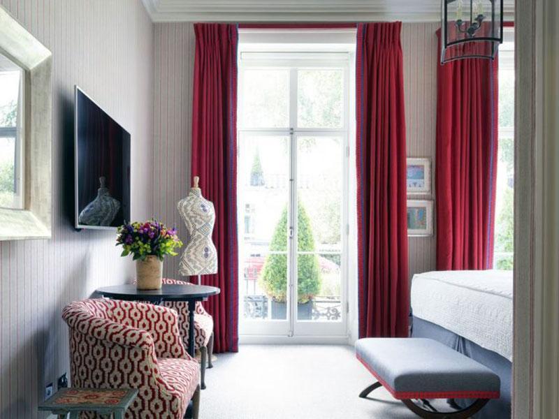 великолепный бутик отель Лондона - NUMBER SIXTEEN