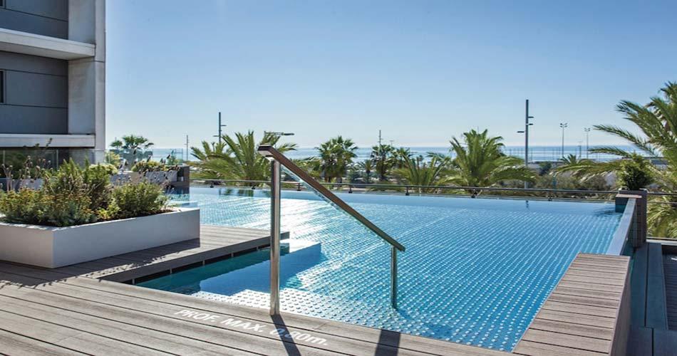 Несравненный отель с видом на Барселону - Occidental Atenea Mar