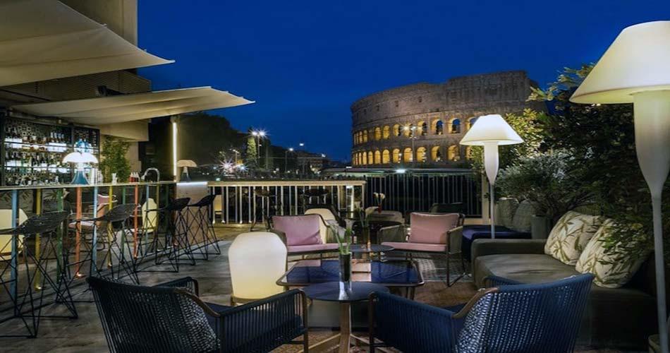 Неповторимый комплекс для отдыха в Риме - Palazzo Manfredi