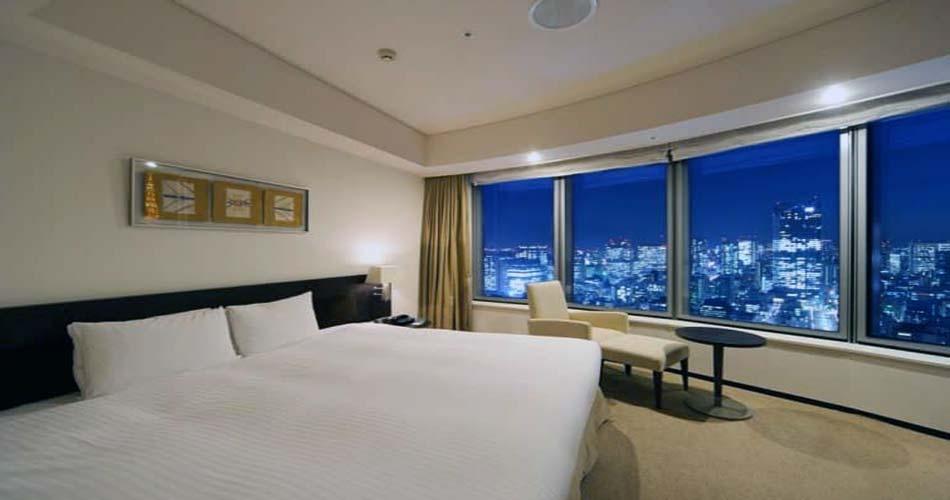 Идеальный комплекс с видом на Токио - Park Hotel Tokyo