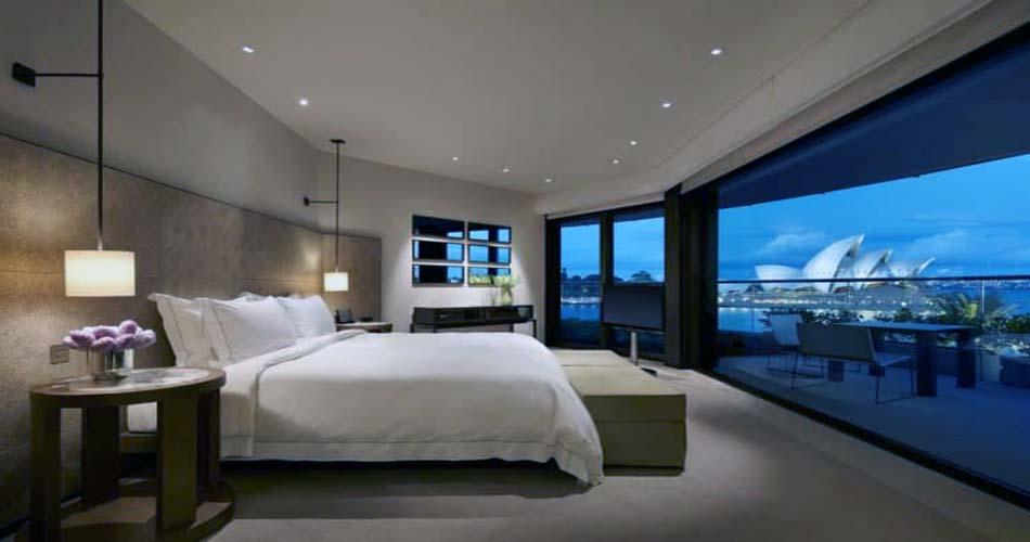 Один из лучших комплексов Сиднея для отдыха - Park Hyatt