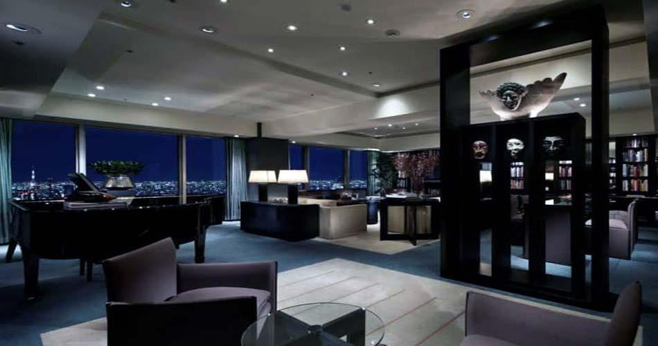 Спокойный комплекс для отдыха с видом на Токио - Park Hyatt Tokyo