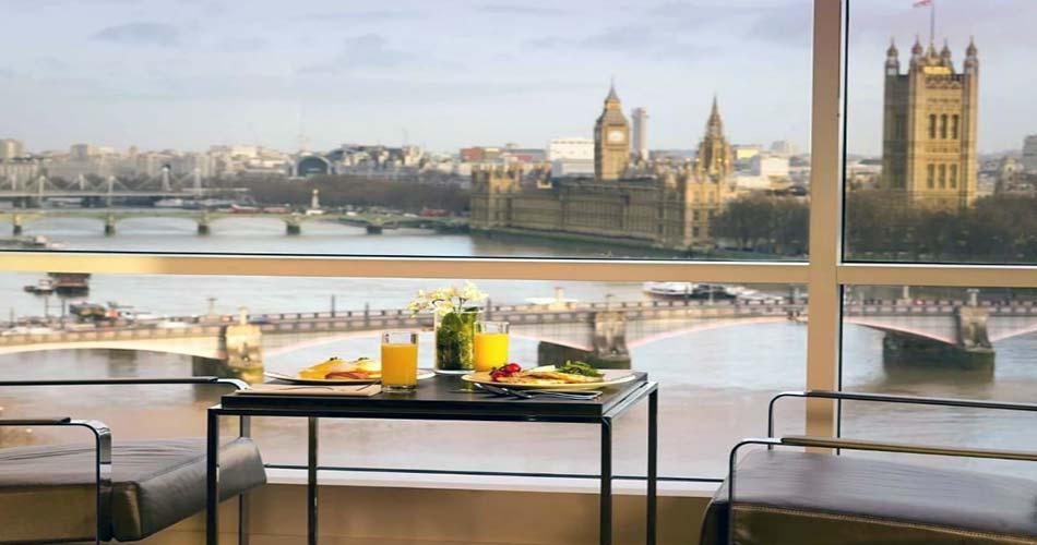 Неповторимый отель для отдыха в Лондоне - Park Plaza London Riverbank