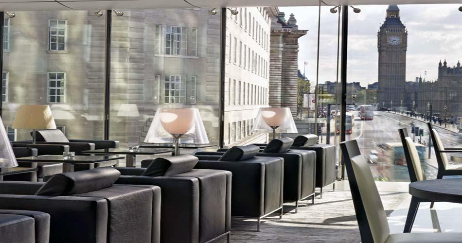 Роскошный комплекс с видом на Лондон - Park Plaza Westminster Bridge