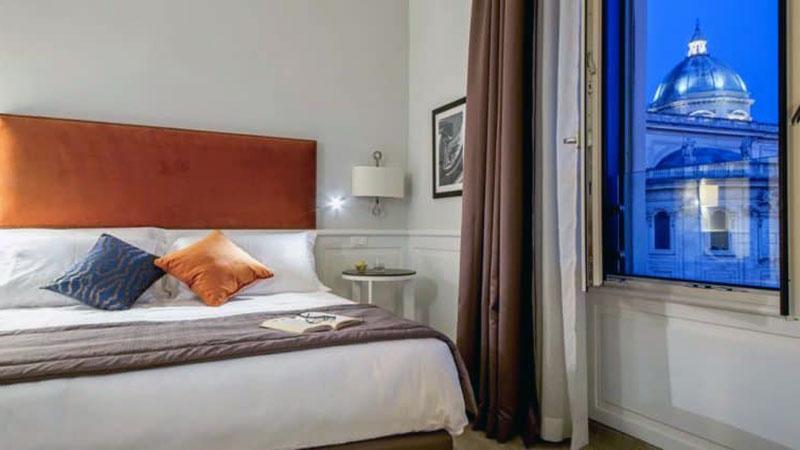 Элегантный бутик отель в Риме - Princeps
