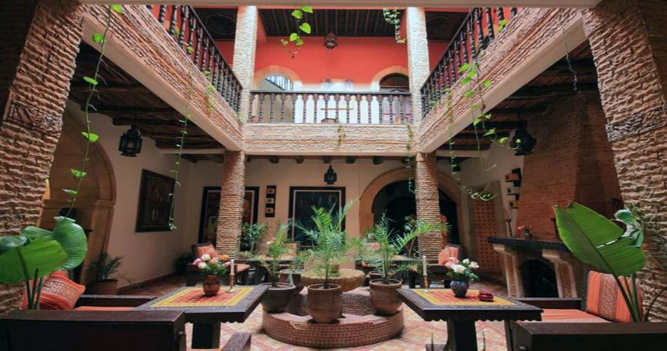 Чудесный риад для сна в Эс-сувейре - Riad Maison du Sud