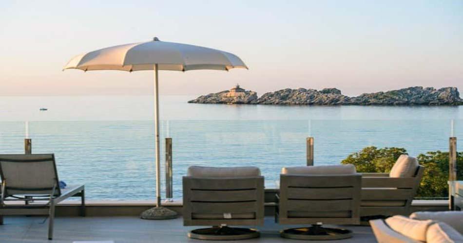 Совершенный комплекс с неземным пейзажем Дубровника - Royal blue