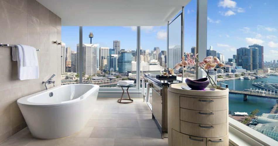Замечательный комплекс с видом на Сидней - Sofitel Sydney Darling Harbour