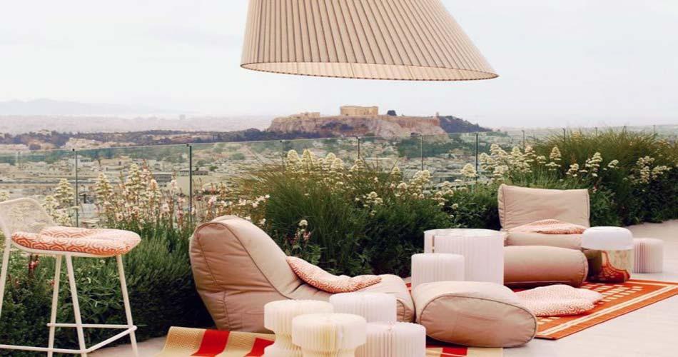 Ни с чем не сравнимый комплекс с видом на Афины - St George Lycabettus