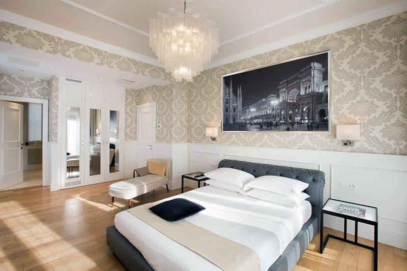 Высококлассный романтический отель Милана - Suite Milano