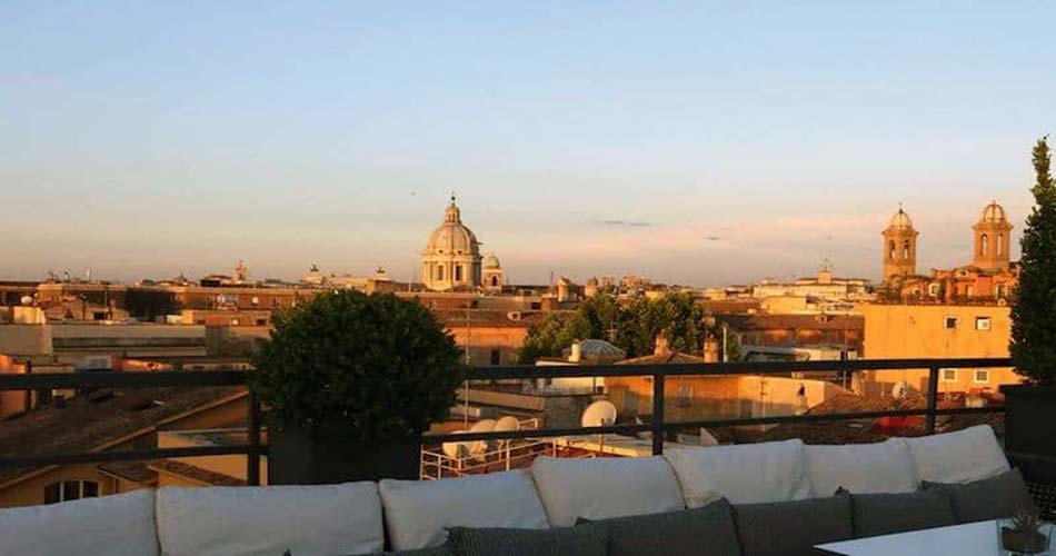 Наикрасивейшее место для отдыха в Риме - The First Roma Arte