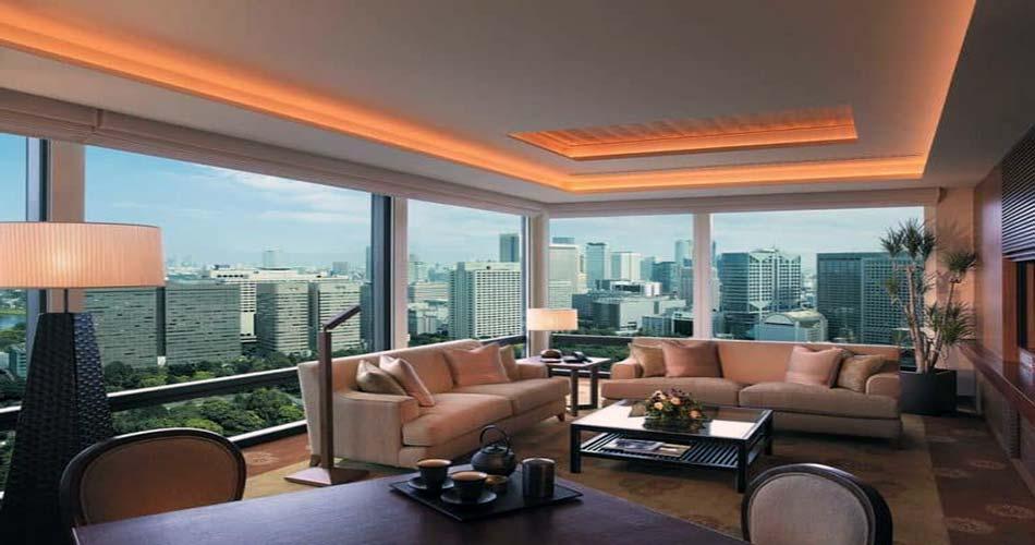 Изысканный комплекс с видом на Токио - The Peninsula Tokyo