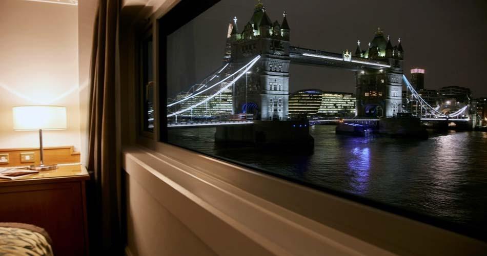 Комплекс премиум класса с видом на Лондон - The Tower Hotel