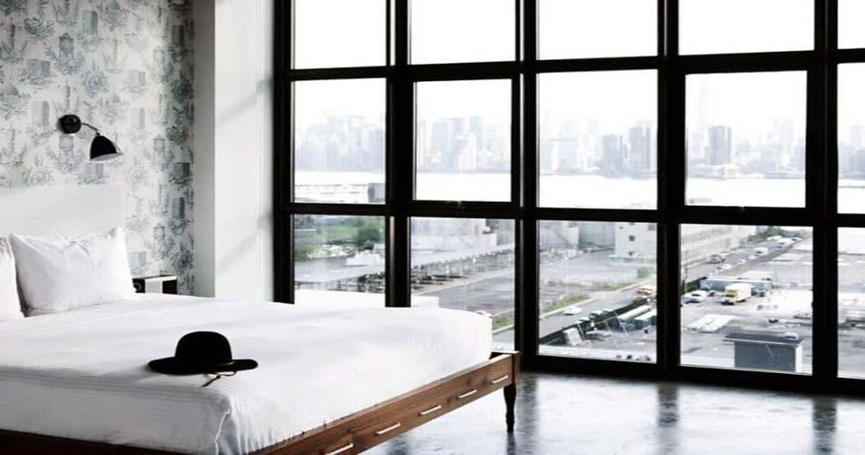 Ни с чем не сравнимый отель с видом на Нью-Йорк - Whyte Hotel