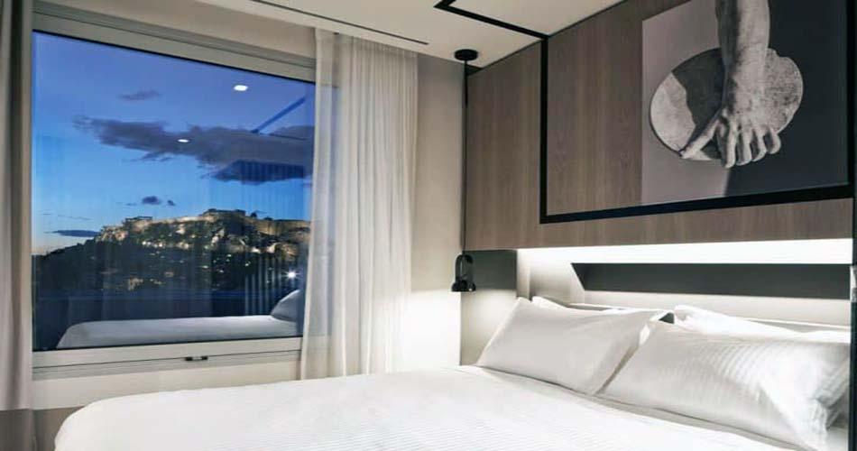 Элегантный комплекс с видом на Афины - Urban Frame