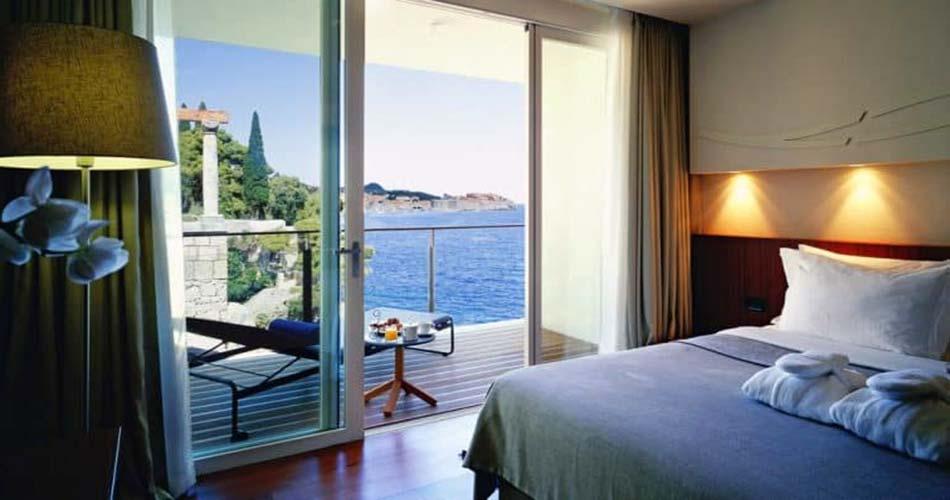 Идеальное место для отдыха в Дубровнике - Villa Dubrovnik