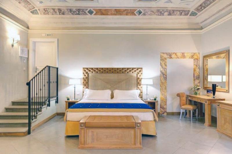 статусный романтический отель Флоренции - Villa Tolomei