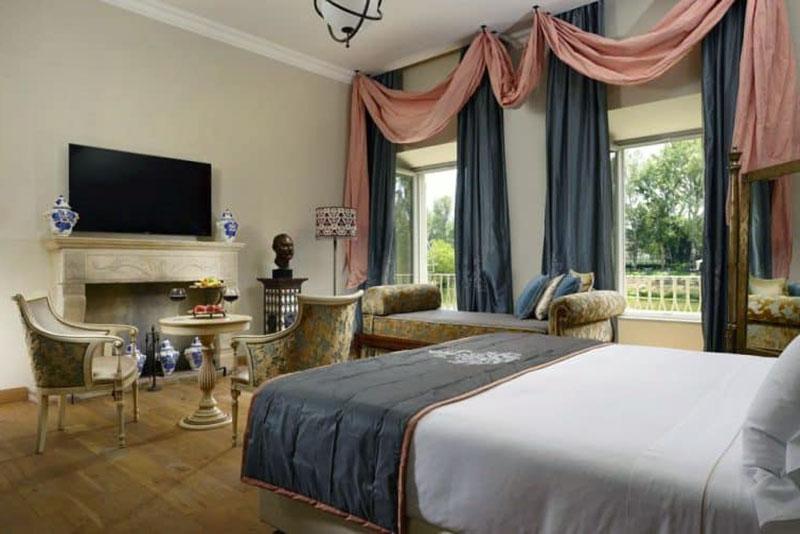 бесподобный романтический отель Флоренции - Ville Sull'Arno