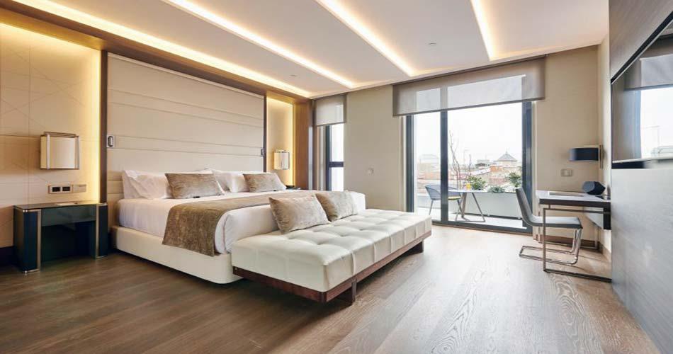 Наикрасивейший комплекс с видом на Мадрид - VP Plaza España Design