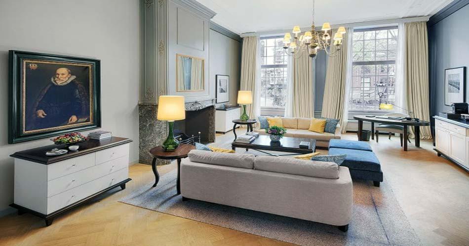 Фешенебельный комплекс с видом на Амстердам - Waldorf Astoria
