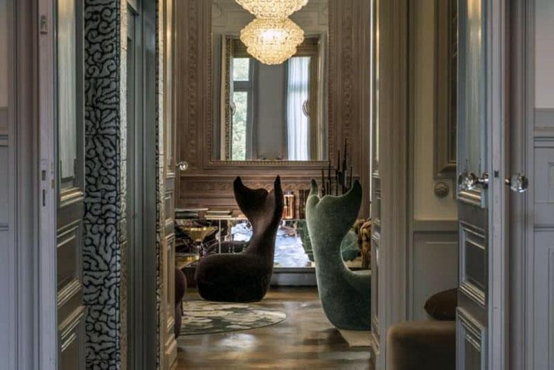 Роскошный бутик отель  Бордо - Yndo Hotel