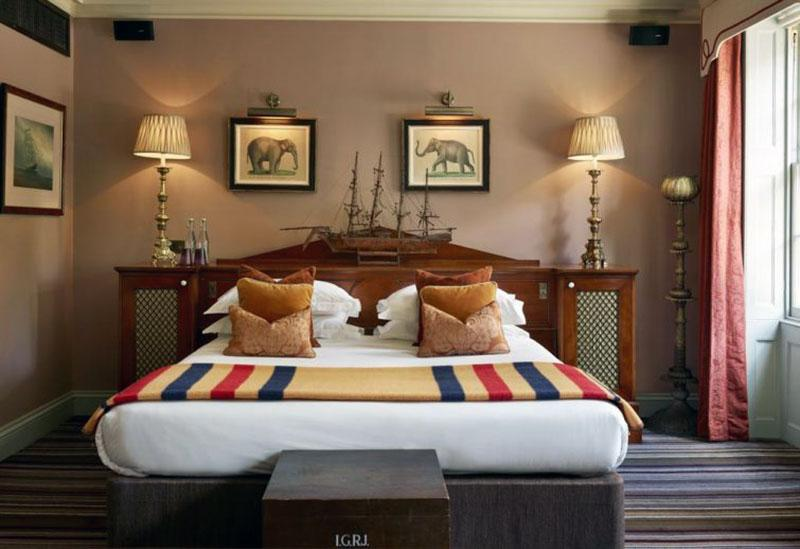 Необычный бутик отель Лондона - ZETTER TOWNHOUSE CLERKENWELL