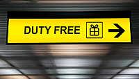 Магазины Дьюти-фри в аэропортах