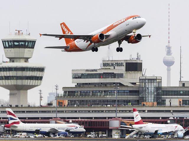аэропорта в Берлине Бранденбург