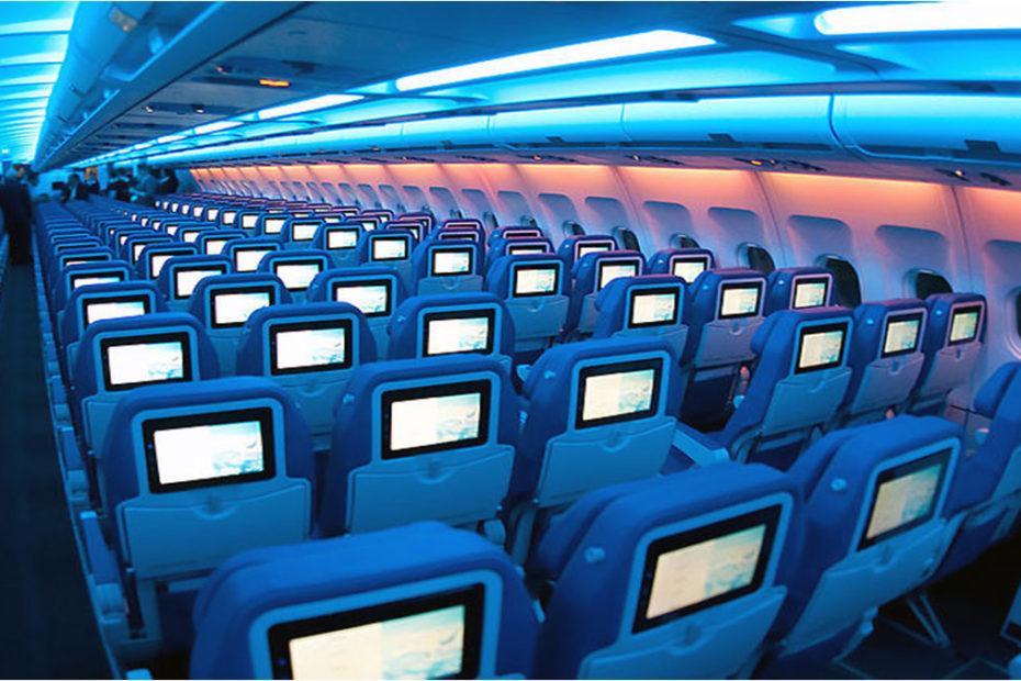 как выбрать место в самолете