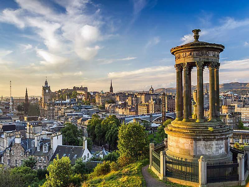 Куда поехать этим летом - Глазго и Эдинбург