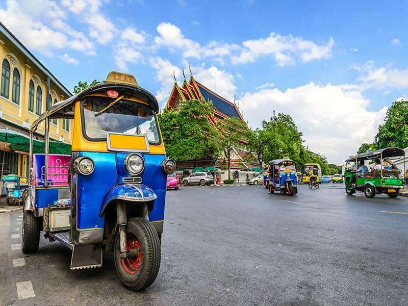 Куда поехать этим летом - Таиланд