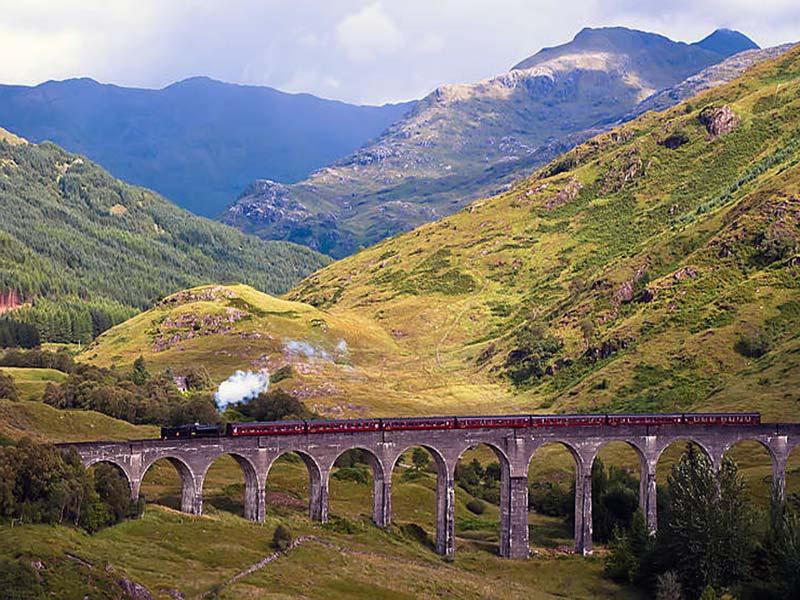 Куда поехать этим летом - Англия и Шотландия